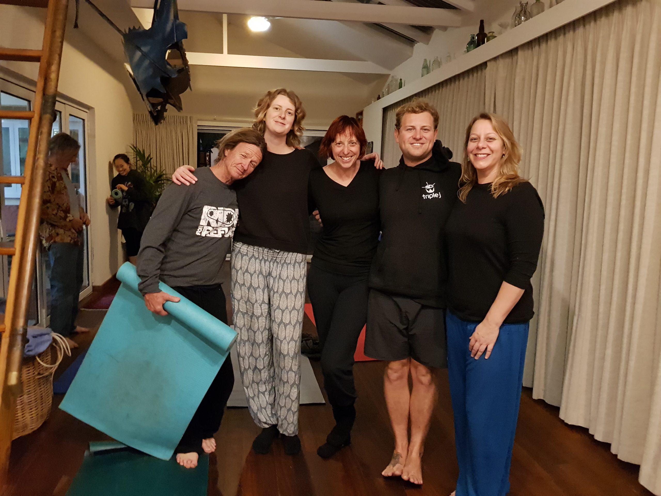 1 houselings yoga