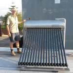 16 solar hot water